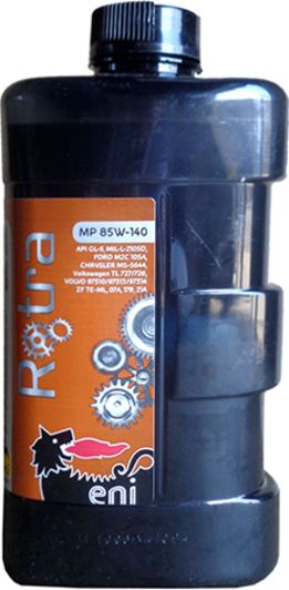 Трансмісійна олива   Eni ROTRA MP 85W/140 API GL-5 (Каністра 1л)