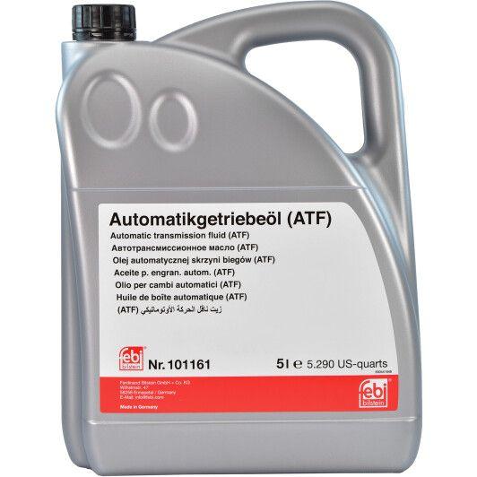 Трансмісійна олива  FEBI ATF3 D-III (Каністра 5л)