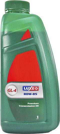 Трансмісійна олива  LUXE CLASSIC 80W85 GL-4 1л